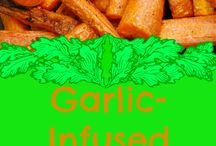 Recepty / Carlic carrot