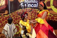 #LaNocheDeLasProvincias / Postales del evento La Noche de las Provincias realizado en Buenos Aires