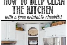 Cleaning Tips, Tricks, and Ideas