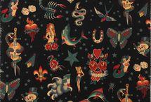 Pattern, Illustration and Art