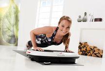 Power Board 2.0 / Nowa, udoskonalona platforma wibracyjna Power Board!