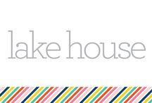 S E C T I O N :: Lake House / by Pencil Shavings Studio