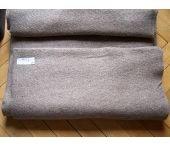 100% handspin sheep wool fabric