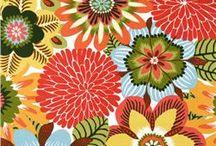 fabrics / by Aimee Vanover
