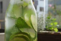 Bebidas  saudáveis