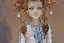 Doll Face / dolls faces Fashion Style Art