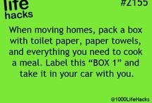 Moving Tricks