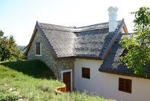 Dörgicse / Balaton-felvidék, parasztház, családi ház, présház, borászat