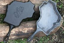 Cast Iron Collective / For people who LOVE cast iron, our favorite finds, plus tips and tricks on how to give your CI the TLC it needs.