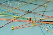 Mood board, grafisk netværk