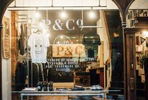 N O . 18 / Our first residency store!  Birmingham, England. Nov 2015 - Jan 2016.