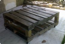 Pallet Repurpose (and other cool repurposing ideas) / Ideas for repurposing pallets.  / by Healthy Life In Balance