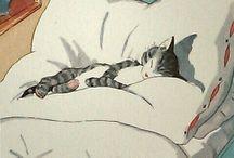 Macskáék