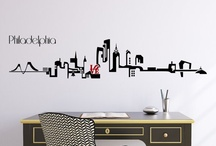 Interior Design: Stickers / Stickers, Home decoration