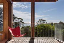 to exterior design | balustrades