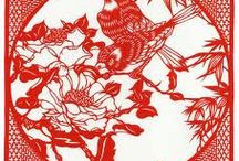 Paper Cutting / by Lindsay Pinder