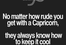 Capricorn is Me
