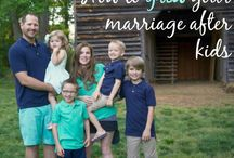 Love / Marriage, tips / by Becky Mansfield @ Your Modern Family