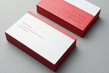 Graphic Design | Printing / Gorgeous collateral with unique inks, type treatments and paper options.