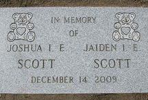 Infant Granite Headstones / Discount prices on infant granite markers designed the way you want. http://www.thecasketstore.com