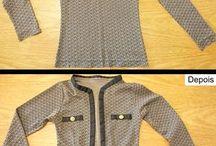 Transformar roupa