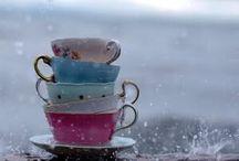 Tea Cups / by Golden Moon Tea