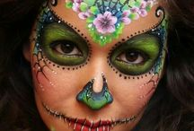 Arte Face Painting
