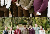 groomsmen / by Emma Nathews