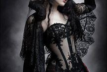 dark burlesque ideas