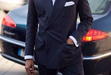 Mens Style / by MAXFOWLES