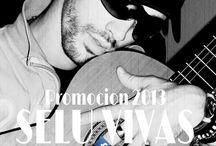 SELU VIVAS Promoción 2013 (redes sociales)