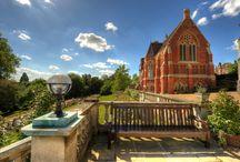Harrow School Venue Shots / What stunning views of Harrow School,