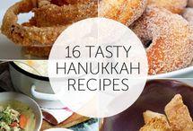 hanukah recipies festive