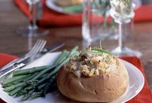 Romantic Dinners for 2 - food and settings / by Heather Helton