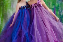 Flower girl tutu dresses