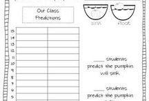For my classroom- pumpkins