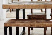 Dining tables and chairs / The current ranges of dining tables available from Better Furniture