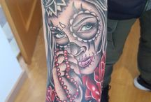 tatuaje princesa