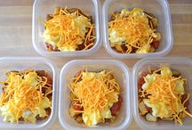 Freezeable / premade meals