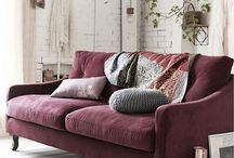 TREND COLOR 2015 | MARSALA / Pantone has declared marsala THE color of 2015. Marsala is a burgundy hue that creates a warm and cozy atmosphere at home. Perfect for this autumn!