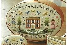 Cross stitch / Patterns for cross stitch projects