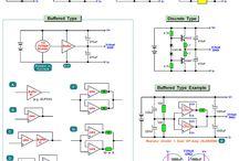 Electrónica análoga  / Amplificadores y esas cosas