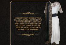 Ethnic Collection /  Bhusattva Ethnic Wear Online. Buy Designer Sarees, Half Sarees, Silk Sarees, Suits, Lehengas, Tunics, Unstitched Suit Fabrics, Gowns, Designer ...