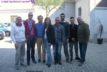 Frosinone - Il nuovo Consiglio del Collegio degli Agrotecnici e degli Agrotecnici laureati / 1 Ottobre 2011