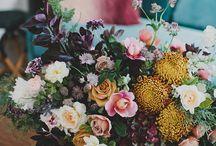 Kukat ja tunnelma