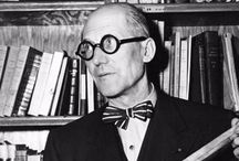 Le Corbusier (1887-1965) / Charles-Édouard Jeanneret-Gris, who was better known as Le Corbusier ( October 6, 1887 – August 27, 1965), was a Swiss-French architect, designer, painter, urban planner, writer, and one of the pioneers of what is now called modern architecture. He was born in Switzerland and became a French citizen in 1930. His career spanned five decades, with his buildings constructed throughout Europe, India, and America.