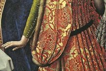 Dress 1400 - 1450 - Sources male / Male clothing in early 15th c sources.