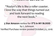 Reader Reviews / Reviews of books written by Shawneda left by readers on Goodreads, Amazon.com, BN.com and other platforms.