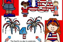 The Ones about 4th of July
