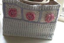 chrochet bag